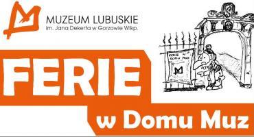FERIE W DOMU MUZ - oferta półkolonii - informacje + zaproszenie na konferencje