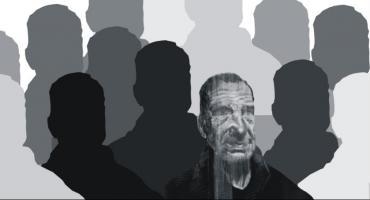 Portrety ludzi bezdomnych- wystawa - 20 marca, Spichlerz