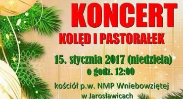 Koncert Kolęd i Pastorałek w Jarosławicach
