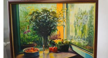 Słońcem malowane. Wystawa malarstwa