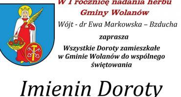 Imieniny Doroty w Wolanowie