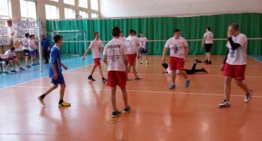 Turniej piłki siatkowej Dziewcząt i Chłopców