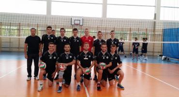 Drużyna Juniorów GKS JAGUAR Wolanów w Mazowieckich rozgrywkach