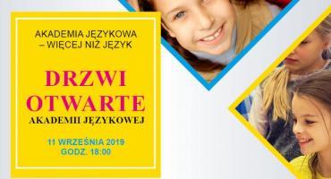 Drzwi Otwarte Akademii Językowej dla Dzieci