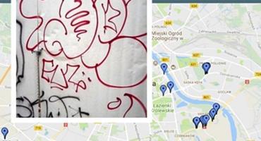 Grafficiarze zatrzymani. Przypominamy miejsca gdzie malowanie po ścianach jest dozwolone