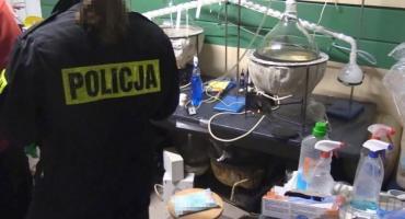 CBŚP zlikwidowało linię produkcyjną amfetaminy [ZDJĘCIA]