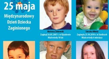 Jutro Międzynarodowy Dzień Dziecka Zaginionego. Statystyki przerażają...