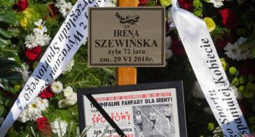 Irena Szewińska - ostatnie pożegnanie