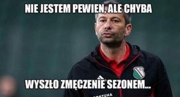 Legia - Spartak Trnava. Internet się śmieje po kompromitacji [MEMY]