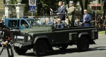 Defilada Wojska Polskiego już 15 sierpnia [PROGRAM, TRASA]
