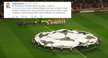 TVP pokaże Ligę Mistrzów