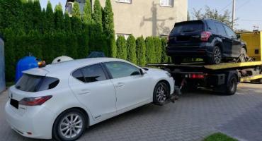 Kradli japońskie auta. Trzech mężczyzn w areszcie