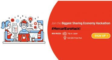 Największy hackathon w Warszawie! #MercariEuroHack 2018