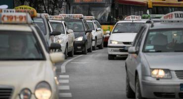 W południe taksówkarze zablokują stołeczne ulice