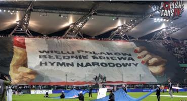 Niepodległościowa oprawa kibiców Legii Warszawa [FILM]