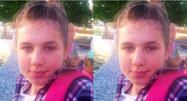 Uwaga!!! Zaginęła 13-letnia dziewczynka!