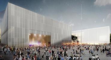 Nowy budynek Muzeum Sztuki Nowoczesnej w Warszawie
