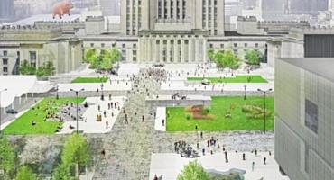 Jak się zmieni plac Centralny przed PKiN? [WIZUALIZACJE]