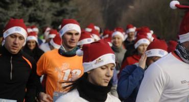 Bieg Mikołajów 2018 na AWF [ZDJĘCIA]