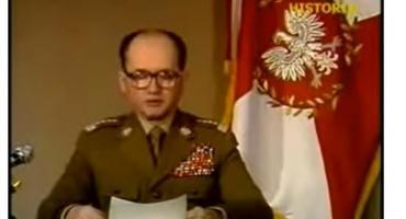 37 lat temu wprowadzono stan wojenny. Jak wyglądał moment jego ogłoszenia?