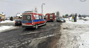 Zima w kontrataku - po południu na drogach będzie bardzo ślisko!