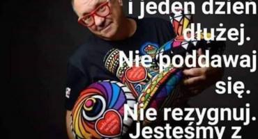 Okażmy wsparcie Jurkowi Owsiakowi - spotkanie w niedzielę na placu Defilad