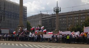 Rolnicy planują oblężenie Warszawy
