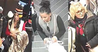 Policja prosi o pomoc w ustaleniu tożsamości osób widocznych na zdjęciach