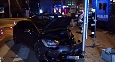 Zderzenie dwóch aut [ZDJĘCIA]