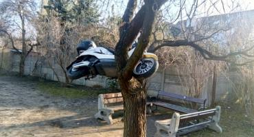 Miejsc parkingowych brakuje, ale że aż tak?...