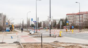 Niebezpieczne skrzyżowanie ul. Stryjeńskich i Przy Bażantarni w końcu z nową sygnalizacją!
