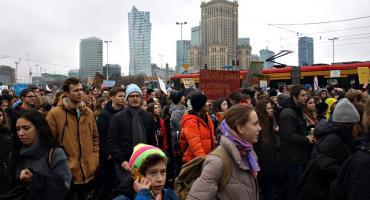 Młodzieżowy strajk klimatyczny. Byliście? Szukajcie siebie na zdjęciach [ZDJĘCIA]