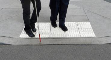 UW: ścieżka edukacyjna dla niewidomych.