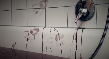 Uderzał nożem i tłuczkiem do mięsa. Chciał zabić ojca...