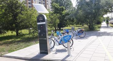 Coraz częściej wypożyczamy rowery Veturilo. Wzrost aż o 40%