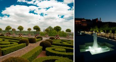 Ogrody Zamku Królewskiego w Warszawie odnowione i otwarte dla zwiedzających [ZDJĘCIA]