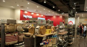 Dzisiaj otwarcie Galerii Młociny, a w niej sklep TK Maxx [ZDJĘCIA]