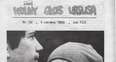 Janusz Byliński: czerwiec 1989 Wiele pozytywnych emocji.