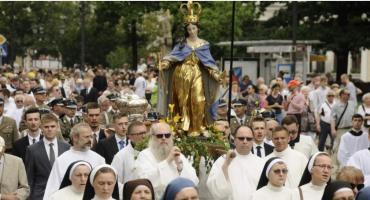Centralna Procesja Bożego Ciała w Warszawie 2019 [ZDJĘCIA]