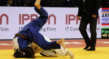Mistrzostwa Europy kadetów w Judo Warszawa 2019 na Torwarze