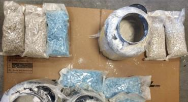 Udaremniono przemyt 22 tys. tabletek ekstazy