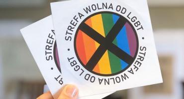 W Empiku nie kupisz Gazety Polskiej z naklejką Strefa wolna od LGBT