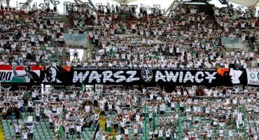 Kibice Legii pamiętali o Powstańcach na meczu ze Śląskiem Wrocław