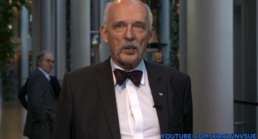 Korwin: - Stop zatruwaniu Polski