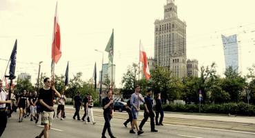 Marsz Młodzieży Wszechpolskiej [ZDJĘCIA]