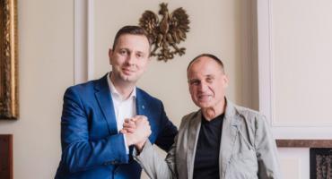 PSL i Kukiz'15 dekonspirują swoje listy na konwencji Koalicji Polskiej w Płocku