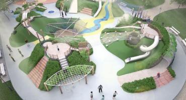 Plac zabaw w Parku Ujazdowskim zamknięty do odwołania