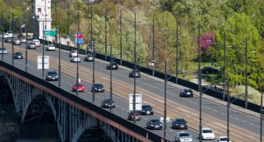 Najnowsze pomiary ruchu na warszawskich mostach