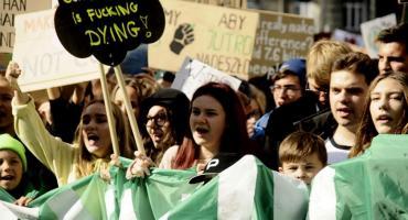 Młodzież dla Klimatu 2019 [ZDJĘCIA]
