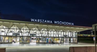 Modernizacja na Warszawie Gdańskiej i Warszawie Wschodniej
